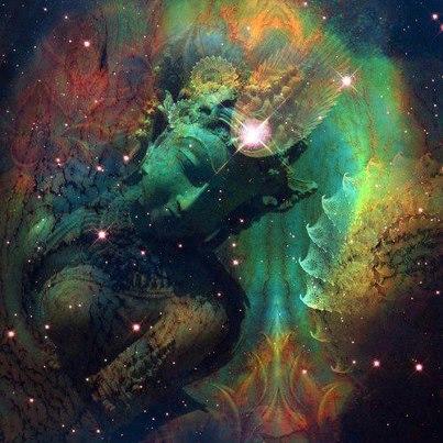 Космический Кришна