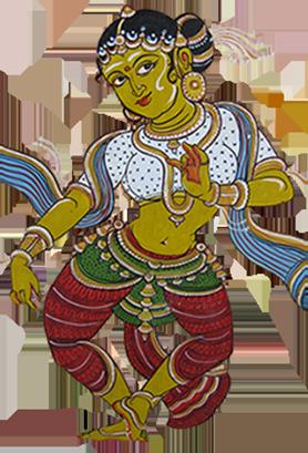 Индийский танец Одисси с Еленой Князевой