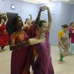 Мастер-класс индийского классического танца стиля Одисси г-жи СУДЖАТЫ МОХАПАТРЫ в Москве