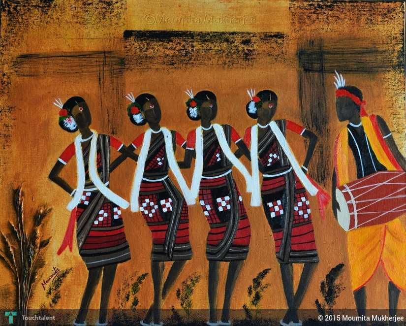 Sambalpuri-Dance-painting-429351